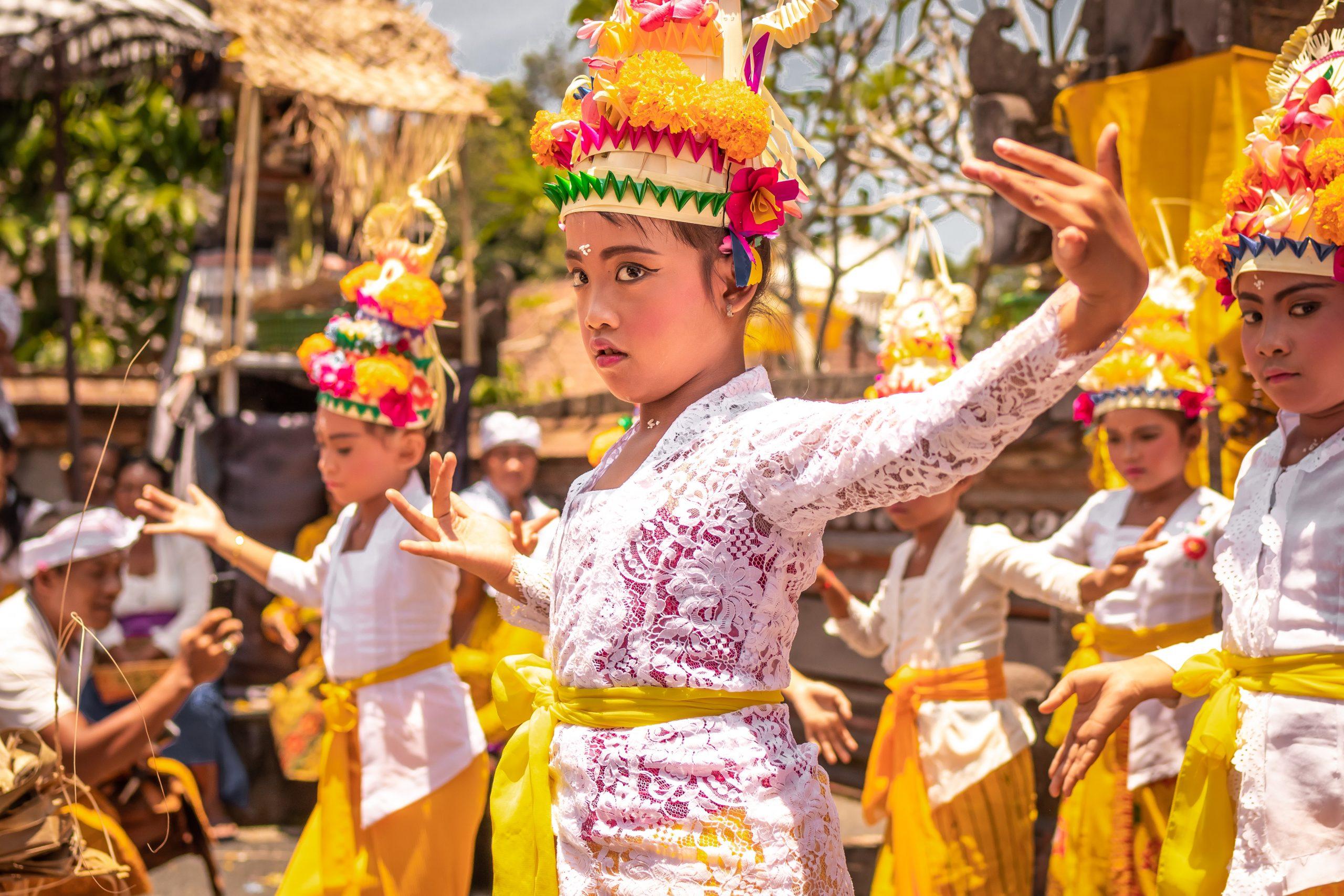 Cultural Choreography