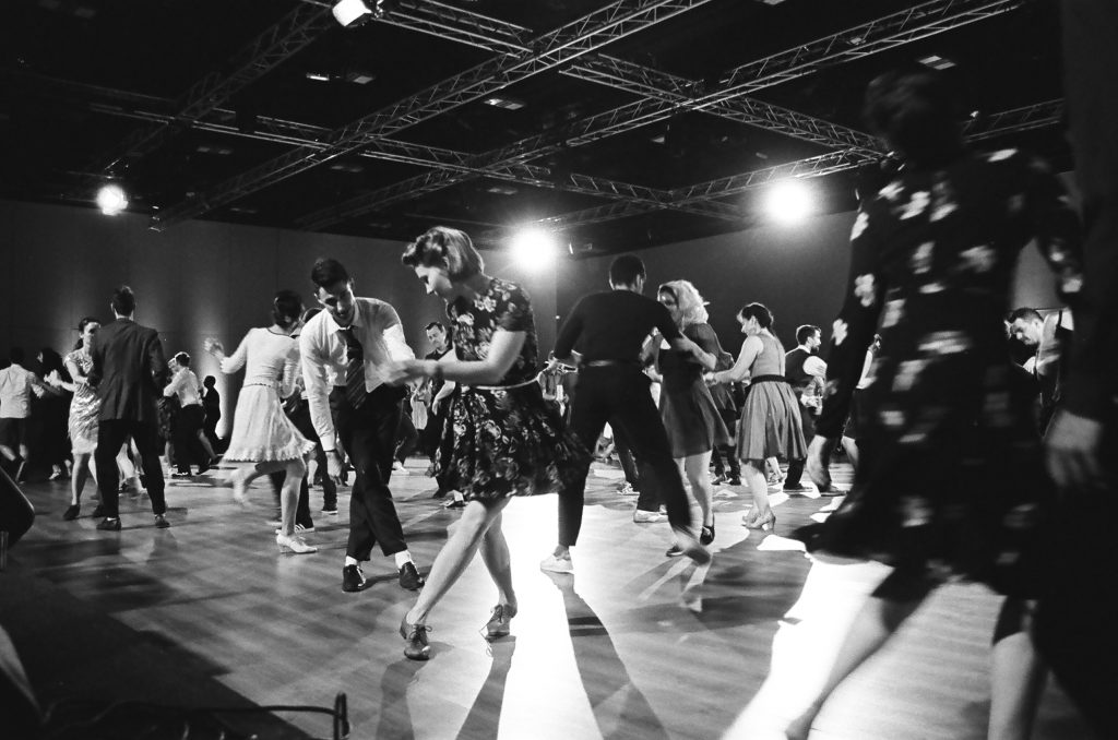 Dance History of the 20th century